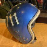 ヴィンテージヘルメットリペア
